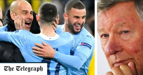 Sir Alex Ferguson was wrong - Manchester City are now undoubtedly English football's dominant force