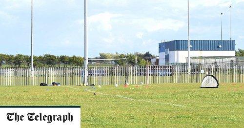Lightning kills boy, 9, on Blackpool football field