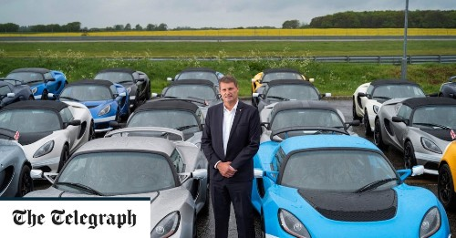 Lotus to build new sports car with £100m investment
