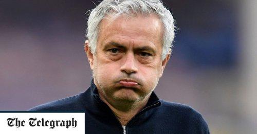 Jose Mourinho sacked as Tottenham manager