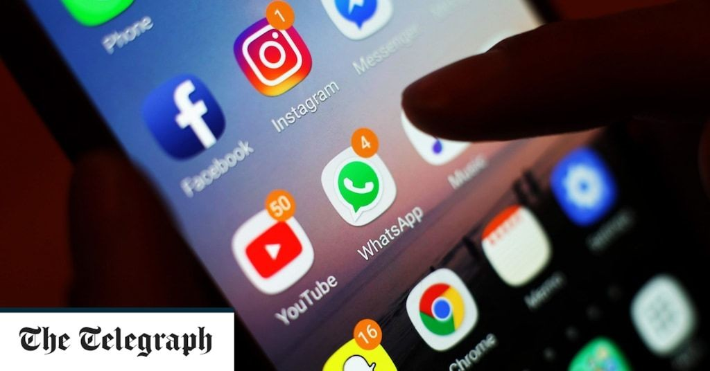 Social media use doubles number of girls unhappy with their appearance by the age of 14 , study finds