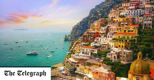The most breathtaking destinations on the Amalfi Coast