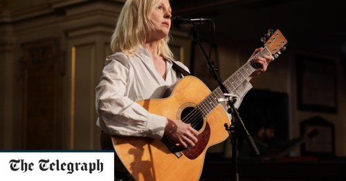 Laura Marling shows us why she is one of Britain's finest musical talents – St Giles-in-the-Fields, review