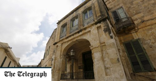 Crumbling former home of Queen and Prince Philip in Malta undergoes multi-million pound restoration