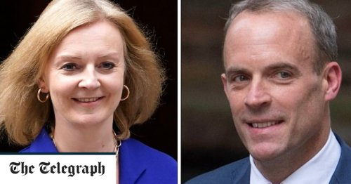 Liz Truss lays claim to Chevening House but Dominic Raab in no mood to retreat