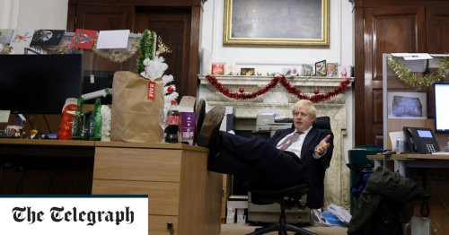 Boris Johnson 'setting up charity to fund redecoration of Downing Street'