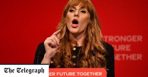 Angela Rayner rebuked by Keir Starmer for branding Tories 'scum'