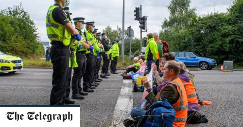Insulate Britain climate protests to return as group vow to 'continue our campaign of nonviolent civil resistance'