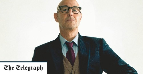 Stanley Tucci on becoming a cult figure: 'It makes me really happy. I'm not going to pretend it doesn't'