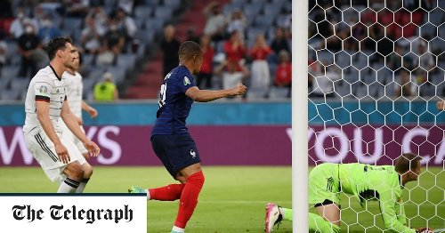 France hold Germany at arm's length to lay down Euro 2020 marker