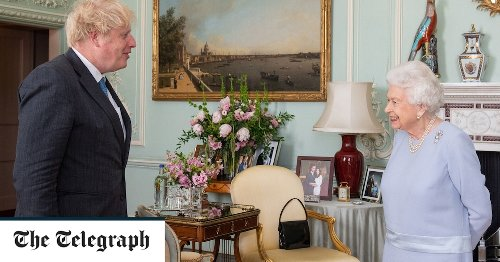 Queen calls Matt Hancock 'poor man' as she restarts in-person audiences with Boris Johnson