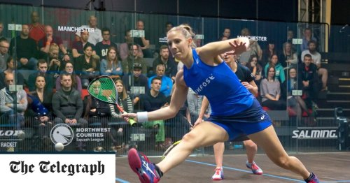 Laura Massaro exclusive: Why going on the pill helped me become the best squash player in the world