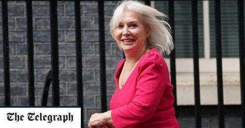Nadine Dorries planning a war on 'crackpot' BBC programming, minister suggests