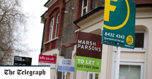 Tax crackdown on second homes could be coming, as Gove ally backs 'owning over renting'