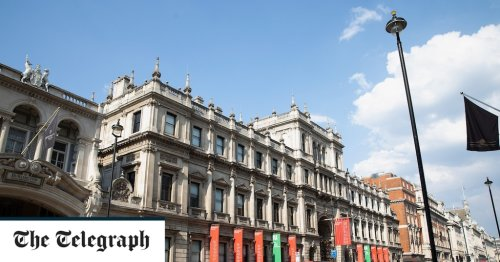 The Royal Academy has abandoned free speech to placate the mob – and history shows it's no surprise