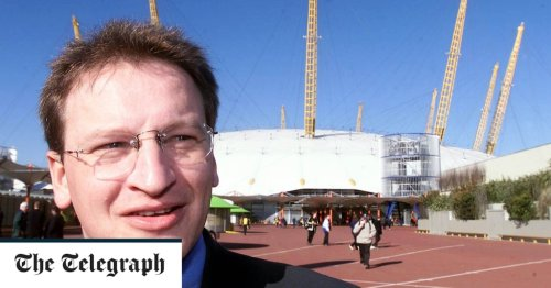 'The Millennium Dome was insulted daily': the 'horrible Frenchman' who saved Blair's 'tent'