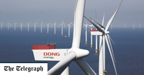 UK's bet on offshore wind pays off as costs plunge