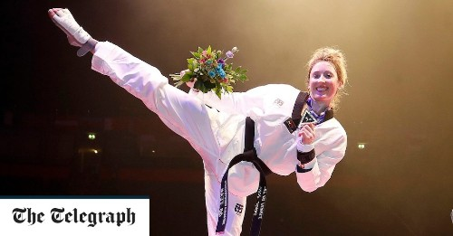 Jade Jones adds taekwondo world title to Olympic golds with win over reigning champion Lee Ah-reum