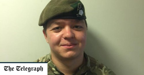 Soldier died trapped in tank after live bullets halted rescuers on Salisbury Plain