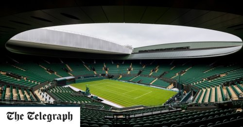 Wimbledon fans warned not to cheer at goals as spectators set to watch England vs Germany on their phones