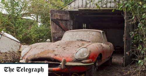 Can you make a profit buying and restoring a 'barn-find' classic car?