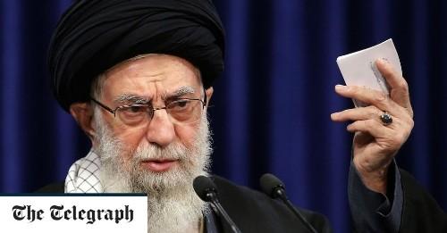 Twitter suspends Iran's Supreme Leader after tweet threatening Trump