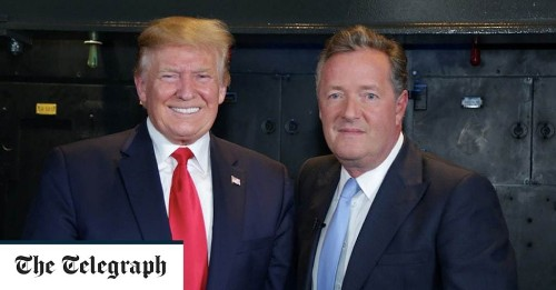 Donald Trump 'duped by hoax caller pretending to be Piers Morgan'