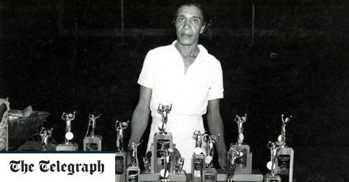 Moment In Time: July, 1937 - Ora Washington wins eighth American Tennis Association singles title