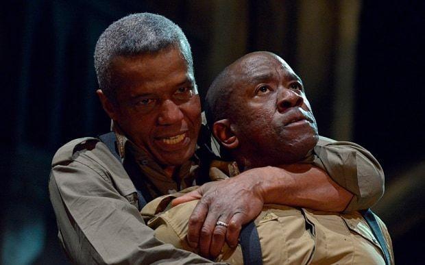 Othello, RSC Stratford, review: 'electrifying'