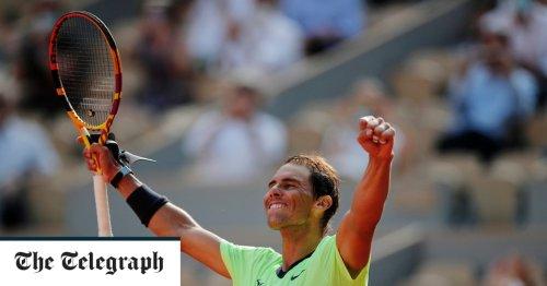Rafael Nadal and Novak Djokovic set for French Open semi-final showdown