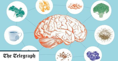 The 'neuro-9': nine foods you should eat to nourish a midlife brain