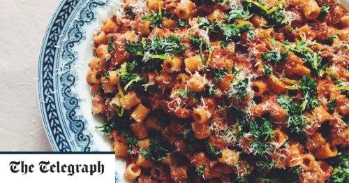 Telegraph recipes cover image