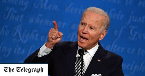 Joe Biden must rise to the challenge of his presidency