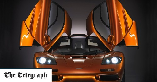 McLaren F1: the best car ever