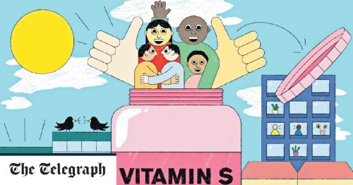 The one nutrient we can't live without... 'Vitamin S'