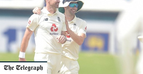 James Anderson's best bowling figures in Asia during mammoth Sri Lanka first innings
