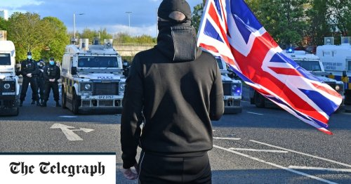 As tensions reach boiling point, Northern Ireland's loyalist groups warn of a return to violence