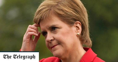 Nicola Sturgeon's plea for army help shows SNP is in the grip of a very serious crisis