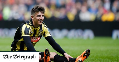 How 12 months in Holland were the making of Mason Mount: 'He conquered Dutch league'