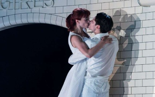 Matthew Bourne's Romeo + Juliet, Sadler's Wells, review: one of Bourne's smartest, sexiest, most stirring shows ever