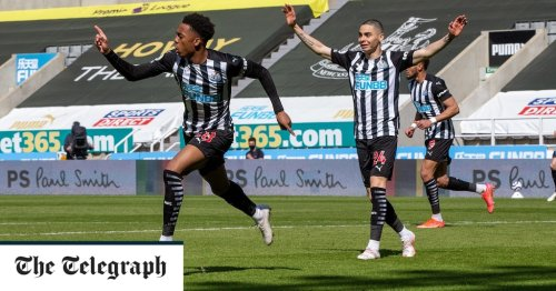Joe Willock Newcastle's hero with West Ham involved in another five-goal thriller
