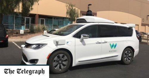 Google-linked Waymo lobbies UK on driverless car rules