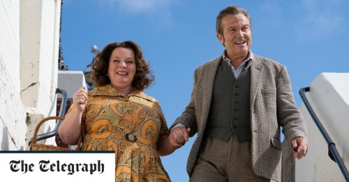 The Larkins, episode 2, review: you're in trouble when the taxman is the best thing in it