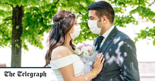 How to plan a wedding during Covid-19