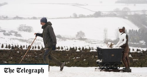 Heavy snow, ice and torrential rain forecast as weather warnings issued across UK