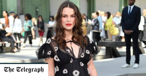 Keira Knightley's lockdown advice is the epitome of celebrity delusion, but I can't help but love it