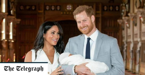 Exclusive: Harry and Meghan rejected Earl of Dumbarton title for Archie for containing word 'dumb'