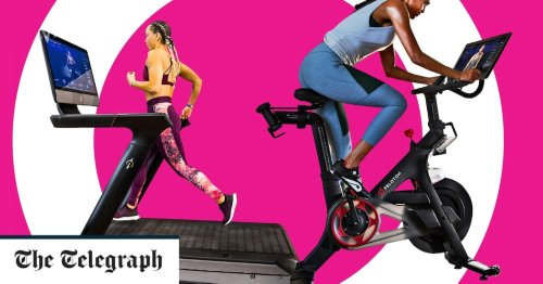 Has Peloton's lockdown cult lost its stride?