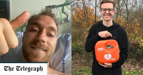 Like Christian Eriksen, I had an ICD fitted after a cardiac arrest – but I was only 17