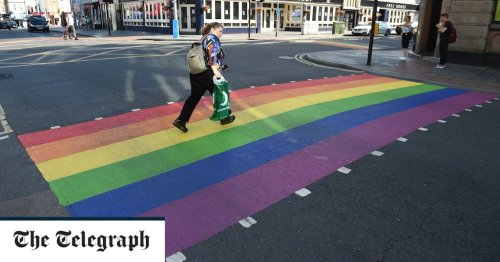 Colourful pedestrian crossings are a danger to the vulnerable, say campaigners